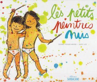 Les petits peintres nus